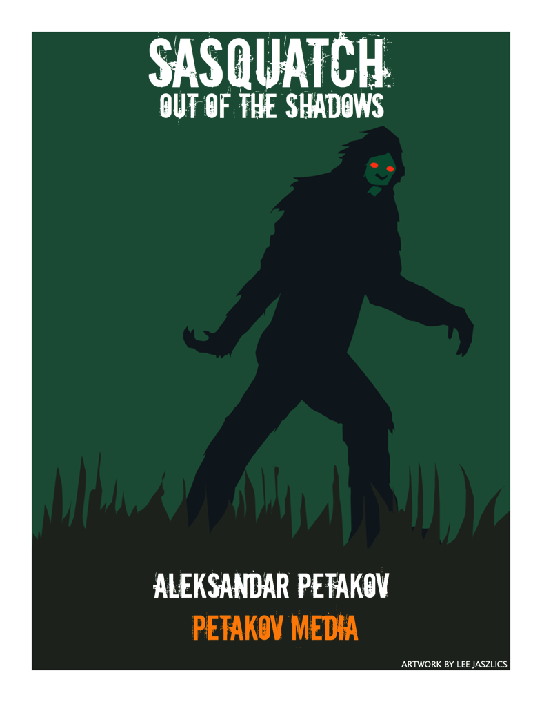 Sasquatch out of shadows poster IMDB